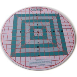 Turn Table Mat - 16