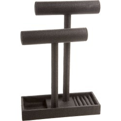 Darice - Double Brac Bar Blk Burlap - Storage & Display - At JOANN Fabrics & Crafts found on Bargain Bro India from JOANN Stores for $19.99