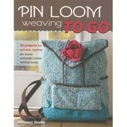 Stackpole Books - Pin Loom Weaving To Go - Books & Patterns - At JOANN Fabrics & Crafts