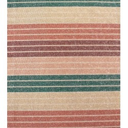 Casa Collection Super Shine Metallic Fabric Stripes found on Bargain Bro Philippines from JOANN Stores for $15.98