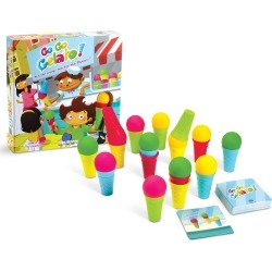Blue Orange Games Go Go Gelato! Game, Ages 6 and Up, 2 4 Players