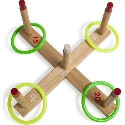Champion Sports Wooden Ring Toss Set found on Bargain Bro India from JOANN Stores for $27.99