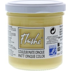 Lefranc & Bourgeois Flashe Matte Artist's Color 125ml - Naples Yellow Shade found on Bargain Bro Philippines from JOANN Stores for $14.99