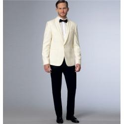 Vogue Patterns Mens Suits - V9097