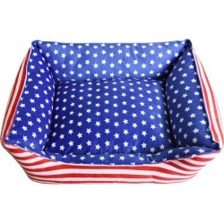 Land of the Free Summer Pet Bed