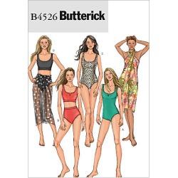 Butterick Misses Activewear - B4526