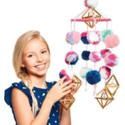Make It Real Pom Pom Mobile Kit