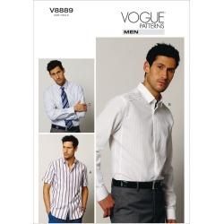 Vogue Patterns Mens Top - V8889