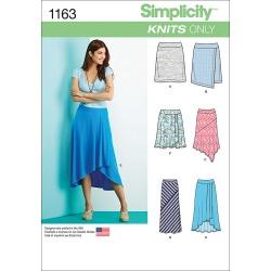 Simplicity Pattern 1163R5 14 - 16 - 18 - 2 - Skirts & Pants