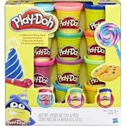 Play Doh Celebration Party Pack