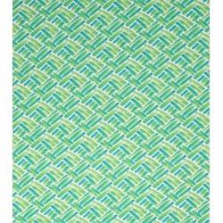 Keepsake Calico Cotton Fabric Green Brushstroke Patch