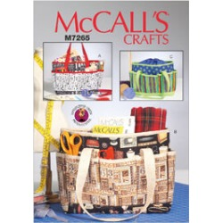 McCall's Crafts Totes & Bags - M7265