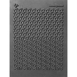 Great Create Pavelka Texture Stamp - Tumbling Blocks - Paper Crafting - Stamping - Stamps at JOANN