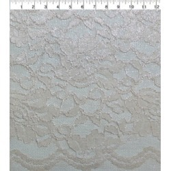 Casa Collection Stretch Lace Fabric Rosewater - Pink - 2 Yrds Min found on Bargain Bro Philippines from JOANN Stores for $11.99
