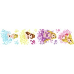 York Wallcoverings Wall Decals Floral Disney Princess