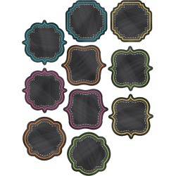Chalkboard Brights Accents 30 pk, Set Of 6 Packs