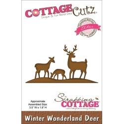 CottageCutz Elites Die Winter Wonderland Deer found on Bargain Bro India from JOANN Stores for $10.79