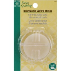 Dritz Quilting Beeswax With Holder