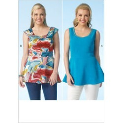 Kwik Sew Womens Top - K4114