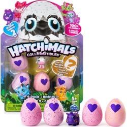 Hatchimals S2 Colleggtible - 4 Pack & Bonus