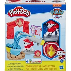 Play Doh Rescue Marshall Set