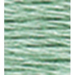 DMC Cotton Embroidery Floss Group #3 Greens - 3813 Light Blue Green