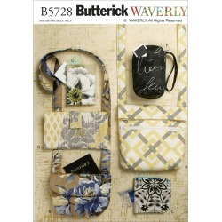 Butterick Crafts Totes & Bags - B5728