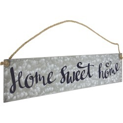 Furniture Finds Metal Sign - Home Sweet Home