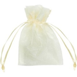 Sachet Party Favor Bags - Ivory found on Bargain Bro Philippines from JOANN Stores for $4.99