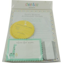 Cheer & Co Baby Shower Kit - Neutral