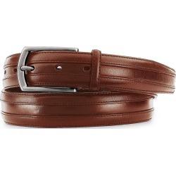 Johnston & Murphy Men's Double Calf Belt - Cognac - Size 32 found on Bargain Bro from Johnston & Murphy for USD $22.79