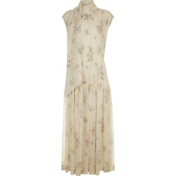 Ines Vita Floral Dress found on MODAPINS from Joseph for USD $794.20