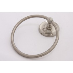 Taymor Maxwell Collection Towel Ring, Satin Nickel Finish found on Bargain Bro India from Kitchen Source for $27.81