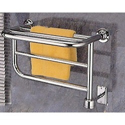 Wesaunard Gold Small Classic Electric Towel Warmer with Shelf found on Bargain Bro Philippines from Kitchen Source for $1282.05