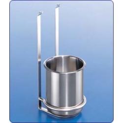 H?fele Utensil Holder, 1 Compartment, Nickel