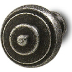 H?fele Modern Brass Knob 35 mm dia., 36 mm D, Black Antique found on Bargain Bro India from Kitchen Source for $5.28