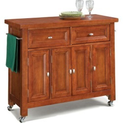 Home Styles - Hanover Large Kitchen Cart