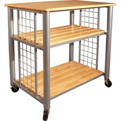 Catskill Contemporary Kitchen Cart