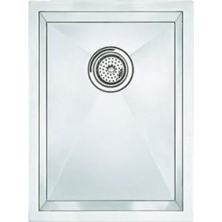Blanco Precision 16 Medium Bowl (Vertical Orientation) found on Bargain Bro India from Kitchen Source for $843.97