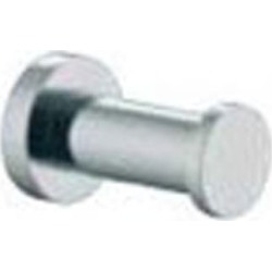 Nameeks Single Hook, 1-3/5 inch H x 2-3/10 inch D x 1-3/5 inch W x 0 inch L, Satin Nickel found on Bargain Bro Philippines from Kitchen Source for $100.94