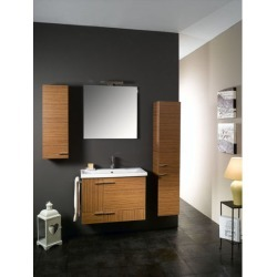 Nameeks Simple Collection Set NS8, Vanity Set, Natural Oak found on Bargain Bro India from Kitchen Source for $2126.95