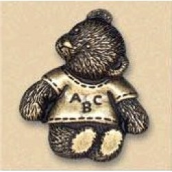 Dalka . Fluffy Teddy Bear Knob found on Bargain Bro India from Kitchen Source for $6.31