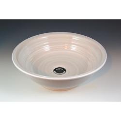 Vermont Art Sinks Underhill Handthrown Stoneware Sink, 13inch W x 4inch H, Iron White found on Bargain Bro India from Kitchen Source for $566.50