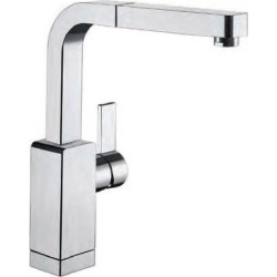 Blanco Levos Kitchen Faucet, Chrome