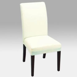 Danbury Imports Parsons Chair with Michelle Cover, Unskirted found on Bargain Bro India from Kitchen Source for $513.04