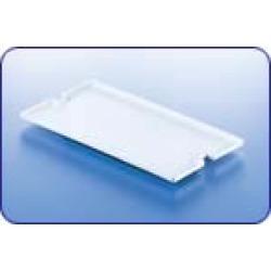 Hafele Storage Shelf in White 9-3/8 inchW x 17-3/4 inchD x + inchH found on Bargain Bro from Kitchen Source for USD $11.67
