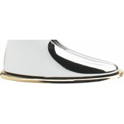 Alno Solei Series Three Ring Base Plate in Gold found on Bargain Bro India from Kitchen Source for $41.56