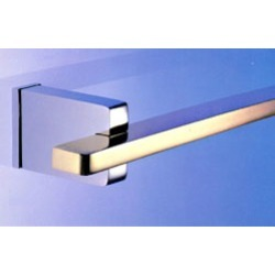 Paul Decorative Zenith Towel Ring with Metal Ring with Finish in Group 3