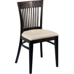 Furniture Imports Mahogany Bar Stool with Wood Footrest and Grade 5 Interweave Seat found on Bargain Bro India from Kitchen Source for $234.40