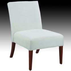 Danbury Imports Slipper Chair with Miera Cover found on Bargain Bro India from Kitchen Source for $408.69